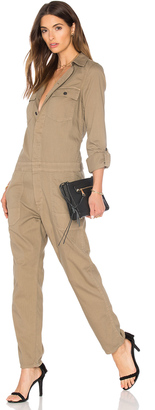 Citizens of Humanity Tallulah Jumpsuit $308 thestylecure.com