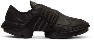 Yohji Yamamoto Black Takusan Sneakers