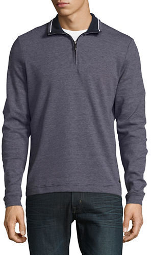 Hugo Boss Hugo Boss C-Piceno Quarter Zip Sweater