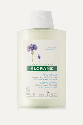 Klorane Shampoo With Centaury, 200ml - Colorless