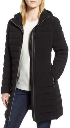 MICHAEL Michael Kors Quilted Packable Coat