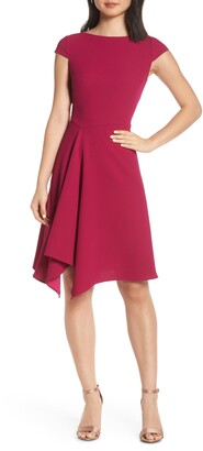 Harper Rose Fit & Flare Dress