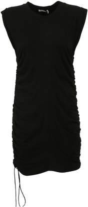 Alexander Wang Ruched Mini Dress