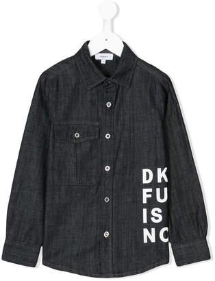 DKNY denim shirt