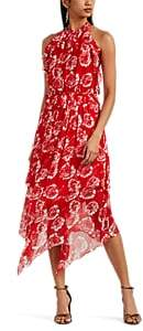 Pool' MANNING CARTELL Women's Pool Party Floral Silk Dress