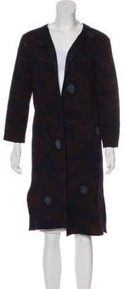 Dries Van Noten Wool-Blend Cardigan