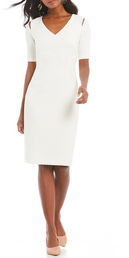 Antonio Melani Felicity Cut Out Dress
