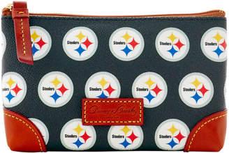 Dooney & Bourke NFL Steelers Cosmetic Case