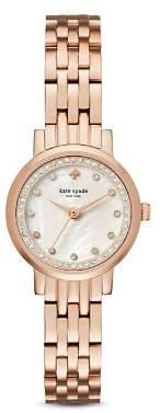 Kate Spade Mini Monterey Watch, 24mm
