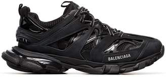 Balenciaga Black track trainers