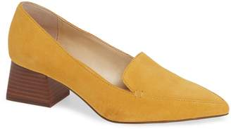 Sole Society Mavis Flare Heel Loafer