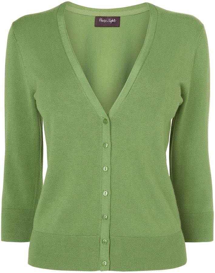 Phase Eight Carrie simple v-neck cardigan
