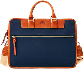 Dooney & Bourke Executive Cabriolet Brooklyn Briefcase