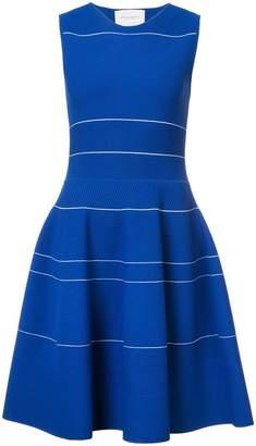Carolina Herrera flared short dress