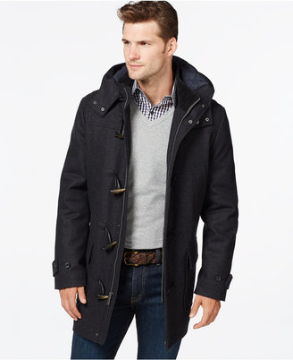 Nautica Hooded Duffel Coat $295 thestylecure.com