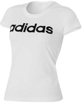 adidas Girls Essentials Linear Tee