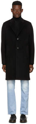 Our Legacy Black Unconstructed Classic Coat