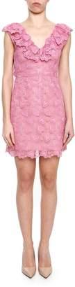 Miu Miu Heart Macrame Dress