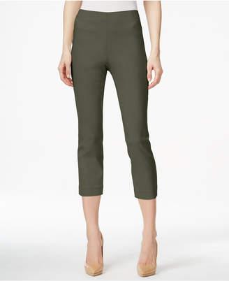Style&Co. Style & Co Petite Pull-On Capri Pants