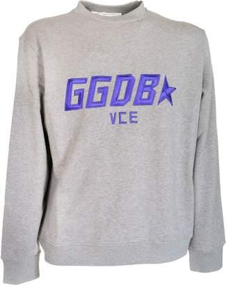 Golden Goose Embroidery Sweatshirt