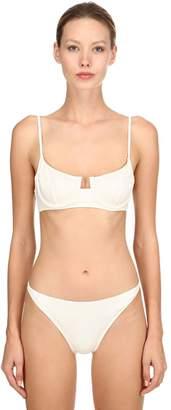 Solid & Striped Re Done Bikini Top W/ Underwire