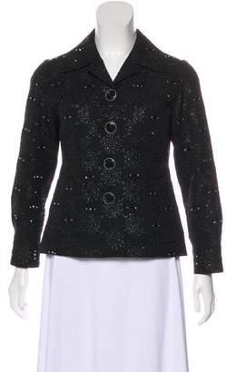 Marc Jacobs Lightweight Embellished Jacket w/ Tags