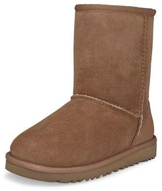 UGG Classic Heritage Boot, Chestnut, Youth $96 thestylecure.com