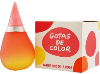 Agatha Ruiz De La Prada Gotas De Color Eau de Toilette Spray