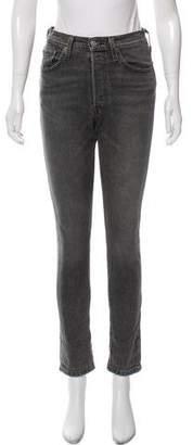 Levi's Mid-Rise Skinny Jeans