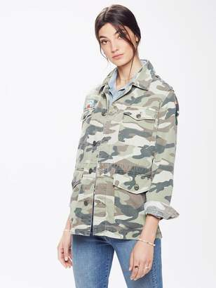 Mother Loose Veteran Girl, Boy Etc. - Camouflage