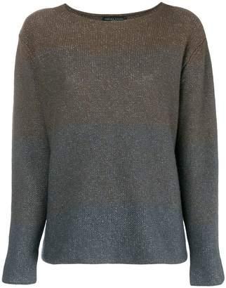 Fabiana Filippi tonal stripe sweater