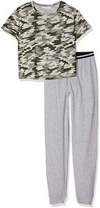 New Look 915 Girl's 5943392 Pyjama Sets,(Size:104)