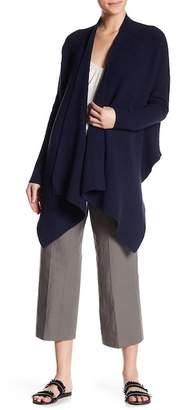 Brochu Walker Stowe Draped Front Asymmetrical Cardigan