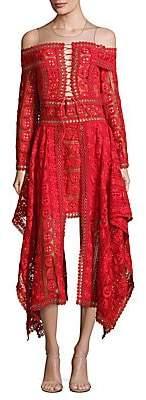 Thurley Women's Lace Mini Dress