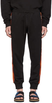 Dries Van Noten Black Hastley Lounge Pants