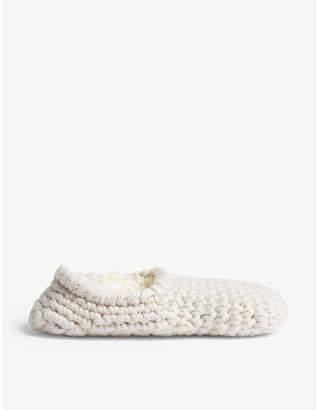 Eberjey Ankle slipper sock