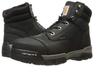 Carhartt 6 Ground Force Waterproof Composite Toe Work Boot Men's Work Lace-up Boots