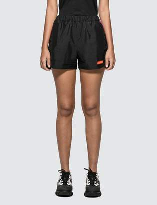 Heron Preston Elastic Nylon Shorts