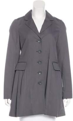 Marc by Marc Jacobs Notch-Lapel Short Coat