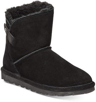 BearPaw Women's Margaery Cold-Weather Booties Women's Shoes