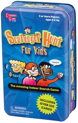 University Games Scavenger Hunt For Kids