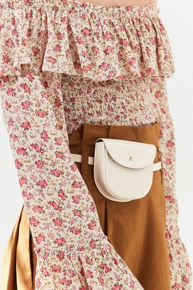 Urban Outfitters Leather Mini Belt Bag $39 thestylecure.com