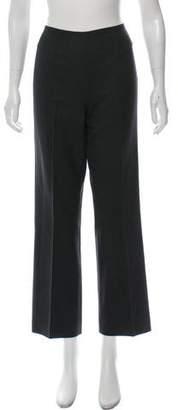 Ralph Lauren Mid-Rise Wool Pants