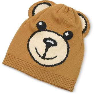 Moschino Teddy Bear Ears Beanie