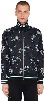 Kenzo Zip-Up Floral Track Jacket