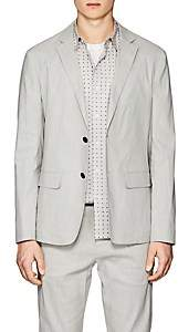 Theory MEN'S CLINTON LINEN-BLEND TWO-BUTTON SPORTCOAT
