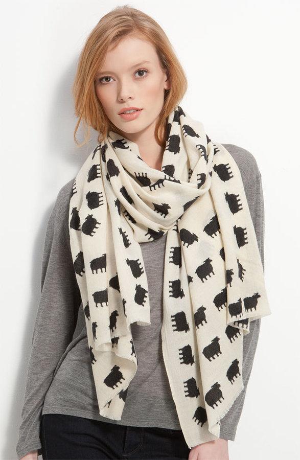 Sophia Costas 'Sheep' Scarf