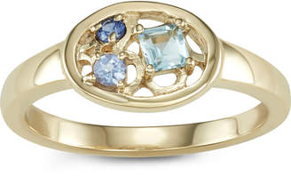 Colosseum Hi June Parker Jewelry New York Gold Ring