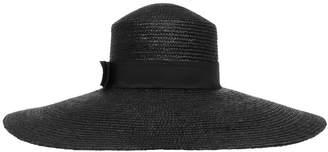 Extra Wide Brim Hat W Band GHRL358M