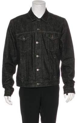 Gucci Denim Trucker Jacket